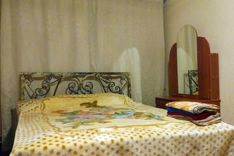Сдается 1-комнатная квартира посуточно в Нальчике, улица Шогенцукова, 6.