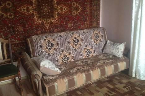 Сдается 2-комнатная квартира посуточнов Чехове, Улица Гагарина 46.