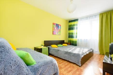 Сдается 1-комнатная квартира посуточно, улица Волгоградская, 220.