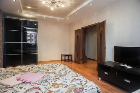 Сдается 1-комнатная квартира посуточно в Новосибирске, улица Орджоникидзе, 30.