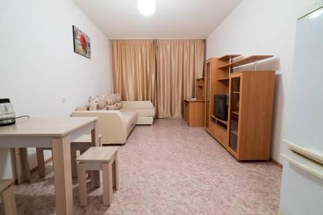 Сдается 1-комнатная квартира посуточно в Новосибирске, улица Петухова 16/4.