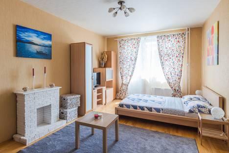 Сдается 1-комнатная квартира посуточно в Москве, ул. 1905 года, 15.