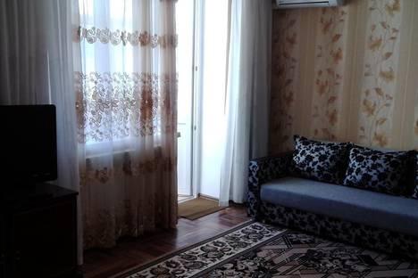 Сдается 1-комнатная квартира посуточно, Курортная улица, 27.