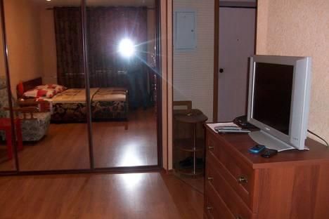 Сдается 1-комнатная квартира посуточно, улица Выучейского 59-2.