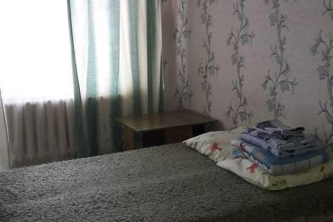 Сдается 1-комнатная квартира посуточнов Якутске, Октябрьская 18.