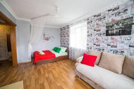 Сдается 1-комнатная квартира посуточно в Омске, Спортивный проезд, 10.