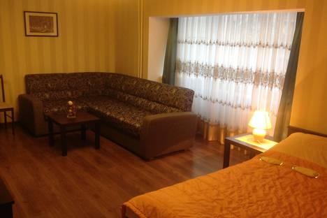 Сдается 1-комнатная квартира посуточно в Пскове, Советская улица, 75.