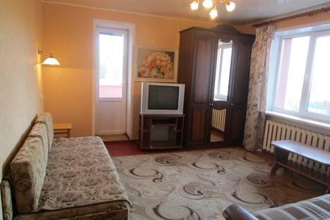 Сдается 2-комнатная квартира посуточно в Орше, улица Мира 46.