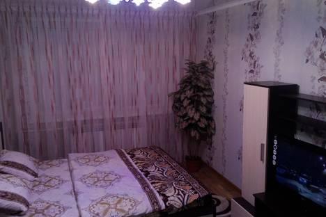 Сдается 2-комнатная квартира посуточно в Набережных Челнах, переулок Косарева дом 7.