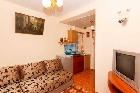 Сдается 1-комнатная квартира посуточно в Симеизе, ул. Коцюбинского, 1.