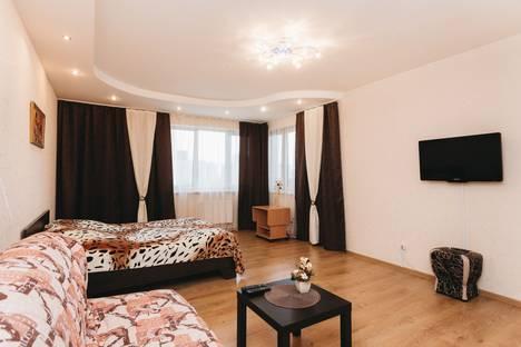 Сдается 1-комнатная квартира посуточнов Екатеринбурге, Луганская улица, 4.