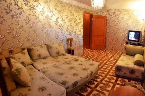 Сдается 1-комнатная квартира посуточно в Донецке, Донецкая область,улица Щорса д.61.