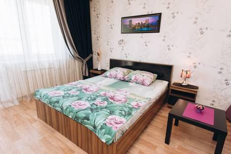 Сдается 1-комнатная квартира посуточнов Екатеринбурге, улица Юлиуса Фучика, 9.