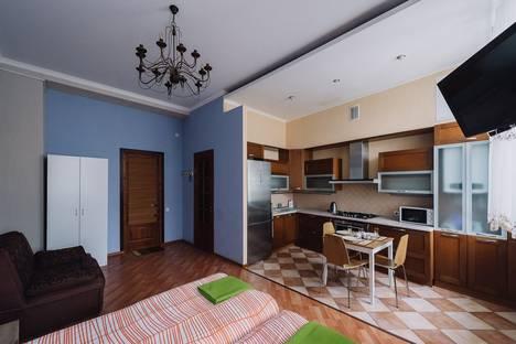 Сдается 1-комнатная квартира посуточно в Смоленске, Большая Советская ул., 18/18.