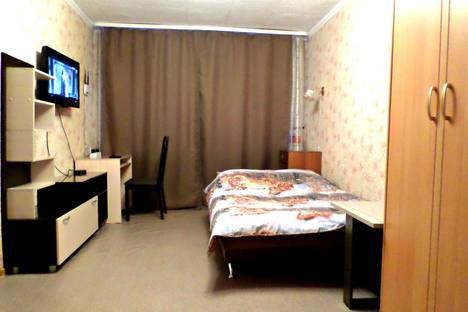 Сдается 1-комнатная квартира посуточново Владивостоке, улица Прапорщика Комарова, 31А.
