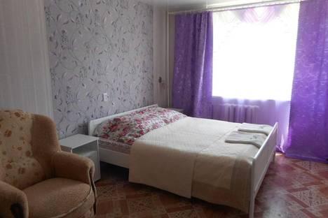 Сдается 1-комнатная квартира посуточно в Сортавале, ул. Дружбы Народов 19.