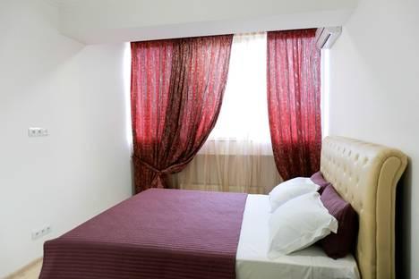 Сдается 2-комнатная квартира посуточнов Кишиневе, Moldova, Chisinau, str.Ciuflea 4.
