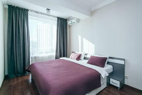 Сдается 2-комнатная квартира посуточно в Кишиневе, Chisinau,str,Ciuflea 4.