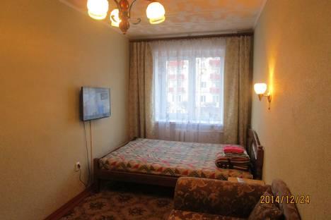 Сдается 2-комнатная квартира посуточнов Орше, проспект Текстильщиков 27.