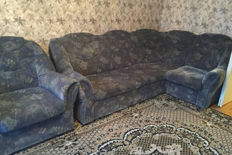 Сдается 2-комнатная квартира посуточно в Северобайкальске, Парковая улица, 1.