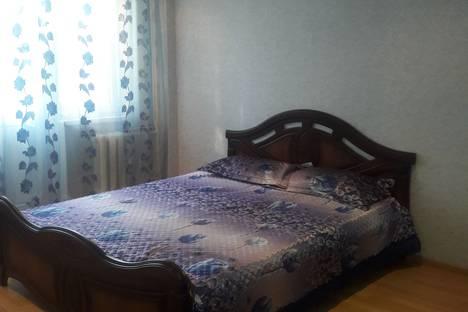 Сдается 1-комнатная квартира посуточно в Уральске, Маметова 54.