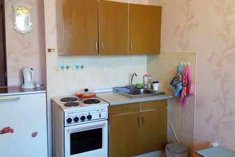 Сдается 1-комнатная квартира посуточно в Барнауле, улица Беляева, 21.