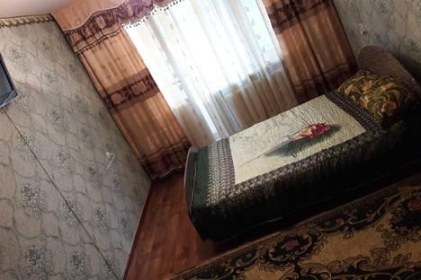 Сдается 1-комнатная квартира посуточно в Уральске, Улица Мухита дом134.