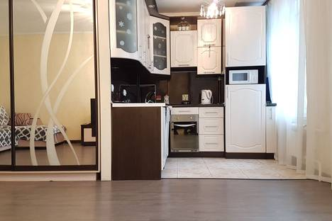 Сдается 2-комнатная квартира посуточнов Домодедове, Профсоюзная улица, 51.