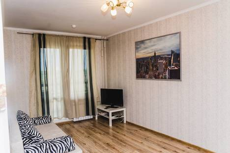 Сдается 1-комнатная квартира посуточнов Казани, улица Сибгата Хакима, 42.