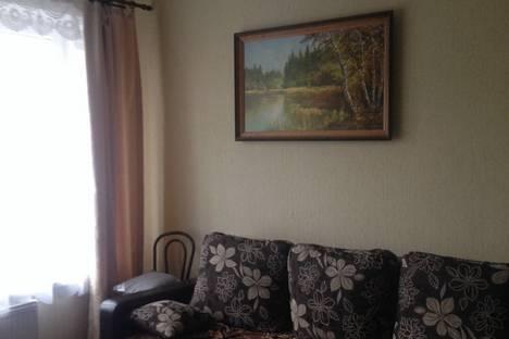 Сдается 2-комнатная квартира посуточно в Зеленоградске, ул. Московская, 60.