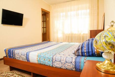 Сдается 1-комнатная квартира посуточно в Нижнекамске, ❤проспект Химиков 48❤.