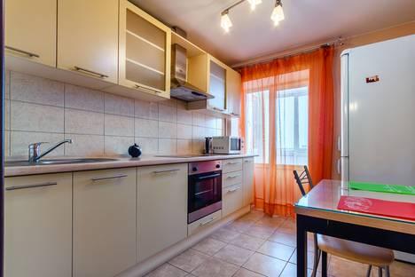 Сдается 1-комнатная квартира посуточно в Ростове-на-Дону, Ворошиловский проспект, 40.