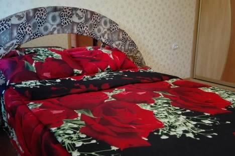 Сдается 2-комнатная квартира посуточно в Орше, микрорайон № 2, улица Флерова 1.