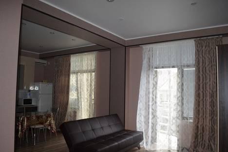 Сдается 1-комнатная квартира посуточно в Сочи, Адлерский, Белорусская улица 19а.