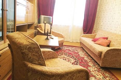Сдается 2-комнатная квартира посуточнов Полоцке, улица Максима Богдановича.