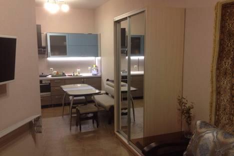 Сдается 2-комнатная квартира посуточно в Адлере, улица Ленина, 219/21.
