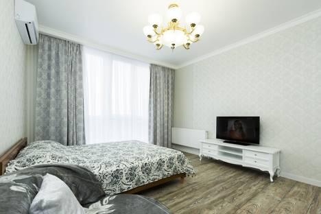 Сдается 2-комнатная квартира посуточно в Киеве, ул. Григория Андрющенко 6Г.
