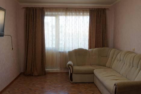 Сдается 2-комнатная квартира посуточно в Новороссийске, проспект Дзержинского, 219.