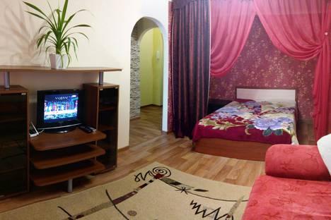 Сдается 1-комнатная квартира посуточно в Волгограде, проспект имени В.И. Ленина, 51.