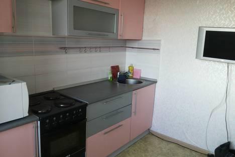 Сдается 1-комнатная квартира посуточно в Челябинске, ул. Барбюса, 5.