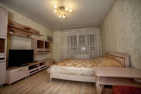 Сдается 1-комнатная квартира посуточно в Смоленске, Средне-Лермонтовская, 8.