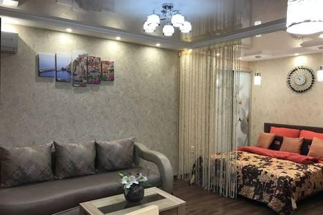 Сдается 1-комнатная квартира посуточно в Железноводске, ул. Ленина, 5е.
