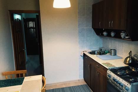 Сдается 2-комнатная квартира посуточно в Кисловодске, ул. Клары Цеткин 28.