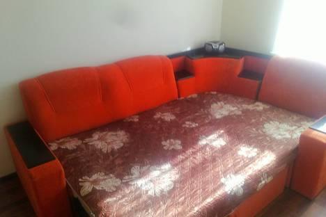Сдается 1-комнатная квартира посуточно в Череповце, ул. Монтклер, 18.