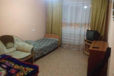 Сдается 1-комнатная квартира посуточно в Ачинске, 3-й Привокзальный микрорайон, 39.