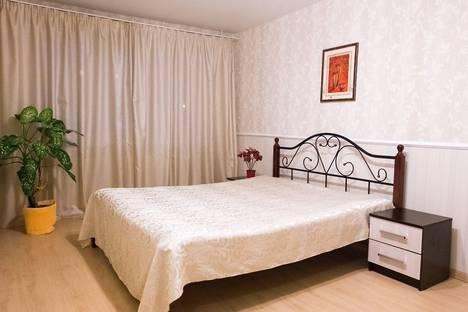 Сдается 1-комнатная квартира посуточно в Ярославле, Угличская улица, 24А.