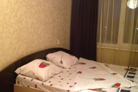 Сдается 2-комнатная квартира посуточно в Смоленске, Шевченко,46.