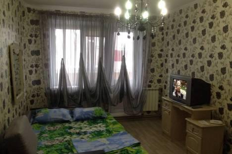 Сдается 1-комнатная квартира посуточно в Белгороде, улица Гостенская, 10.