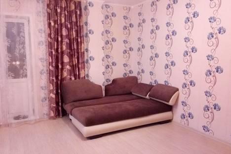 Сдается 1-комнатная квартира посуточнов Оби, Большая 37.