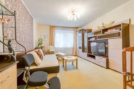 Сдается 1-комнатная квартира посуточнов Санкт-Петербурге, Звёздная улица, 20.